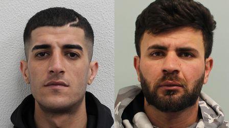Majit Karwan and Karimpoori Hawest have been jailed for their part in a drugs cartel supplying Class