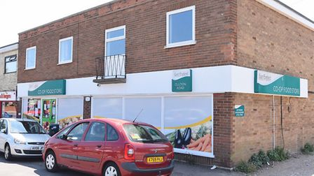The Co Op store on Oulton Road, Lowestoft which is closing.Picture: James Bass