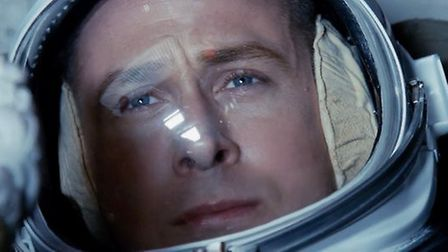 Ryan Gosling stars as Neil Armstrog in Damien Chazelle's First Man. Photo: Universal Pictures
