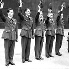 On the 27th June 1940, a very special guest arrived at Hornchurch and unbeknown to the airmen it was