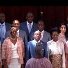 The performance of Stand by Me at the Royal Wedding Picture: The Royal Family/YouTube