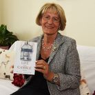 Author Dee Shaw with her book 'Life is a Gamble'
