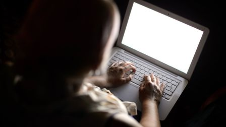 Almost 40,000 people in Redbridge and Waltham Forest have not used the internet in three months. Pic