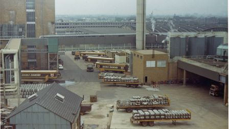 John Ketley worked for a while at the Brewery in Romford. Picture London Borough of Havering Local S