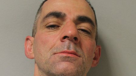 Patrick Malone was sentenced to 14 weeks in prison after stealing booze from a Stratford pizza resta
