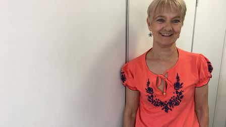 Elizabeth Wallace is organising a charity dance night to help fight loneliness. Pic: JON KING
