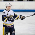 Defenceman Robbie Veares in action for London Raiders (pic: John Scott)