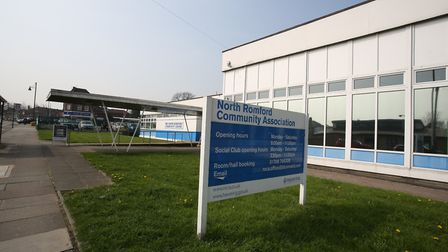 North Romford Community Centre in Collier Row