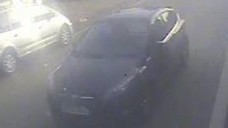 Police would like to trace this car. Pic: Met Police.