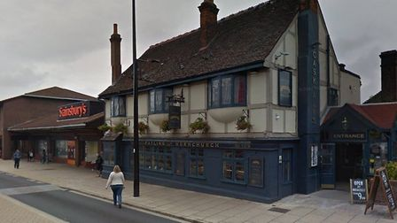 The Fatling pub in Hornchurch expects to be at capacity by 4pm ahead of England's World Cup Game aga