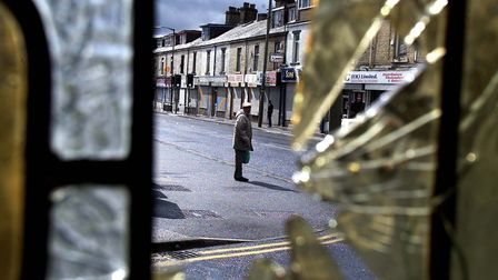Police say despite an increase in burglaries in January, number have now fallen. Picture: Owen Humph
