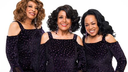 Former Motown Supremes Scherrie Payne and Susaye Greene together with Joyce Vincent will be bringing
