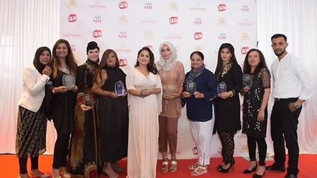 The winners of the She Awards. Picture: Apeture Photography