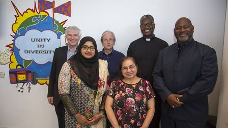 Six borough organisations are launching an East London wide initiative against hate. Photo by Ellie