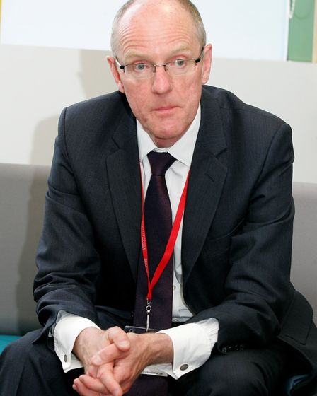 """Education minister Nick Gibb said: """"We do support teachers in taking proportionate steps. Pic: PAUL"""