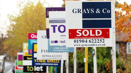 Newham was the only London borough where the number of properties on the market increased from June