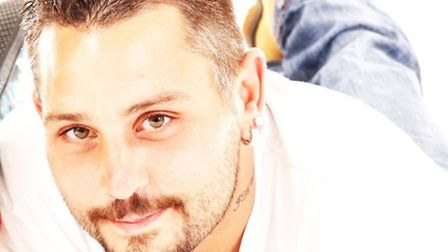 Dean Stansby was stabbed to death in Ipswich. Pic: Supplied by family