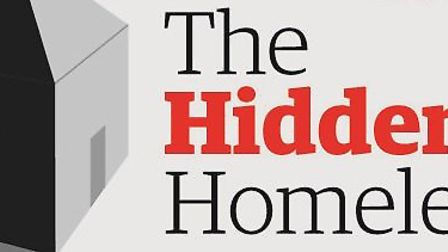 The Hidden Homeless campaign logo. Picture: Archant Graphics Unit