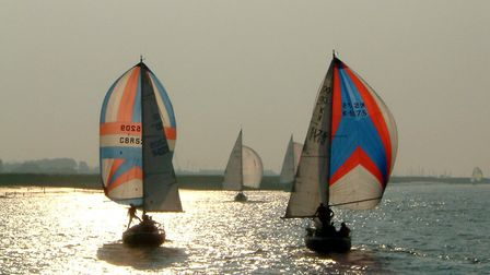 Burnham-on-Crouch is a major yachting centre. Picture: Wikicommons/greenacre8