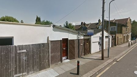 An Ilford converted outhouse is currently listed for sale on Zoopla.co.uk for £125k despite Redbridg