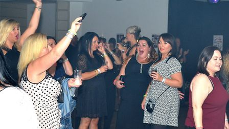 Hedley House and Tiffin's reunion party. Pictures - Mick Howes.