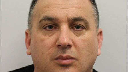 Cristian Grebinschi, 49, of Tudor Crescent, Ilford, was jailed for 28 months. Photo: Home Office/ CF