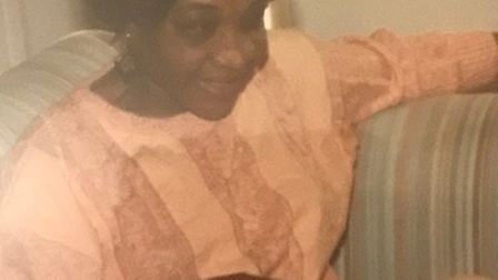 Edwina Lewis, 87, has been missing from her home in Romford since 4.30am on Monday morning, Photo: M