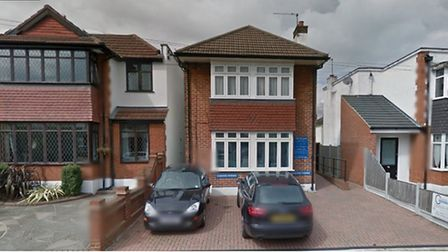 Dr VM Patel's Surgery in Granville Road, Hornchurch. Photo: Google Maps