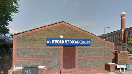 Ilford Medical Centre has been rated as the worst surgery in Redbridge by patients. Photo: Google Ma