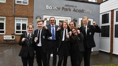 Bower Park Academy has been awarded funding by Erasmus+ to take its students across the world for th