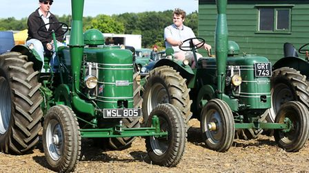 Brampton Plough Day and Country Fayre 2015. Picture: James Bass