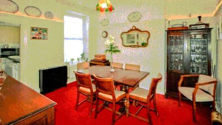 The property has six bedrooms and three toilets. Picture: David Beagley