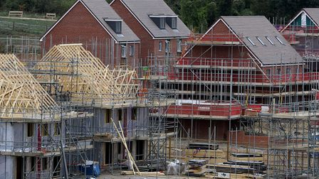Havering Council estates will be redeveloped. Picture: PA