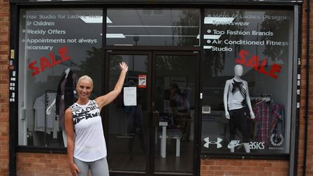 The Girls Allowed Gym in Hornchurch owned by Laila Jacobi.