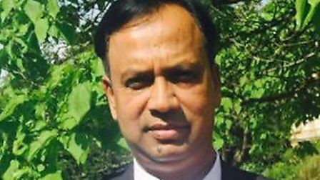 Fazlul Karim will run for councillor in Boleyn ward, after missing out in May's elections. Picture: