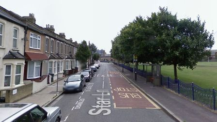 Star Lane in Canning Town. Picture: Google