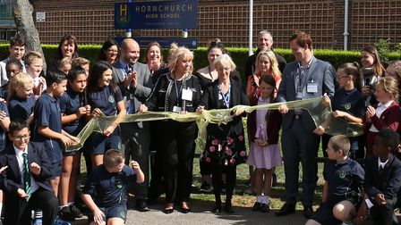 Albany School in Hornchurch changing their name to Hornchurch High School.