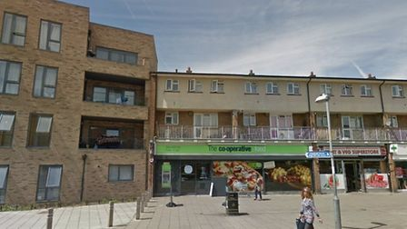 The Co-op store in Rose Lane, Romford. Photo: Google Maps