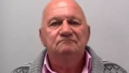 David Budd has been jailed for historic sex crimes against girls. Pic: Met Police.