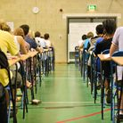Don't despair if you didn't get the exam results you wanted this summer. Picture: Ben Birchall/PA