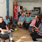 The Empowering Deaf Society in Ilford holding one of their regular meetings.