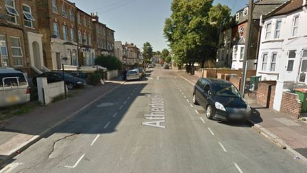 The attempted carjacking took place in Atherton Road. Picture: Google Maps