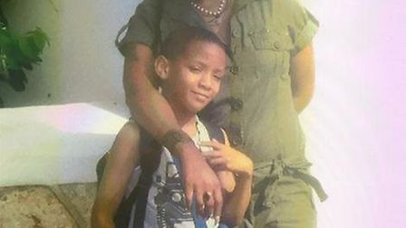 The mother of Corey Junior Davis - gunned down in Forest Gate a year ago - has renewed her appeal fo