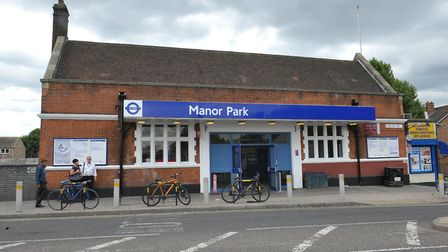 Manor Park station