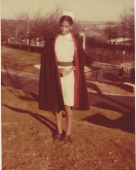Dee Ramlal came from Trinidad and Tobago in 1971 to train as a nurse and later worked at King George