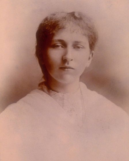Ethel Haslam, Secretary of Ilford Womens Social & Political Union. Picture: Museum of London