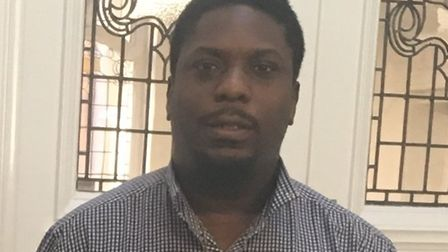 Azeez Ali, who lives in Bow, had to overcome agoraphobia to build up the courage to apply for univer