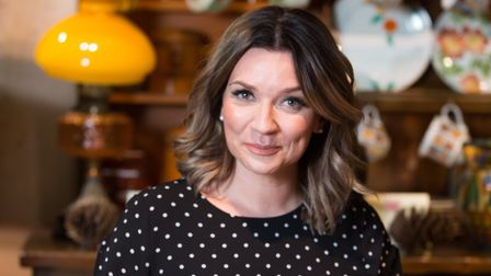 Great British Bake Off's Candice Brown will be the star atttraction of the Havering Literary Festiva