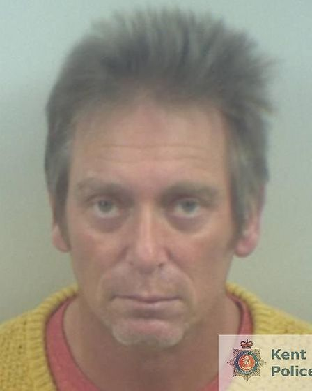 Paul Seabrook, of Hornchurch, was jailed for nine years. Photo: Kent Police