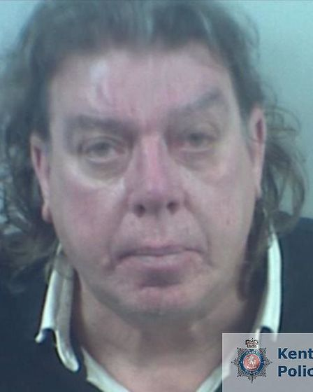 Marks Owens, of Clacton, was jailed for nine and a half years. Photo: Kent Police